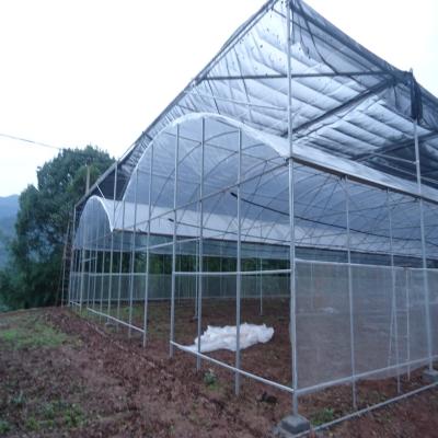 连体拱棚建造技术,温室大棚建设